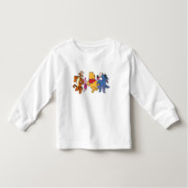 Winnie the Pooh Crew Toddler T-shirt