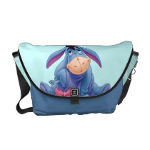 Winnie the Pooh | Eeyore Smile Courier Bag