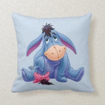 Winnie the Pooh | Eeyore Smile Throw Pillow