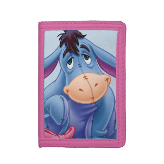 Winnie the Pooh | Eeyore Smile Trifold Wallet