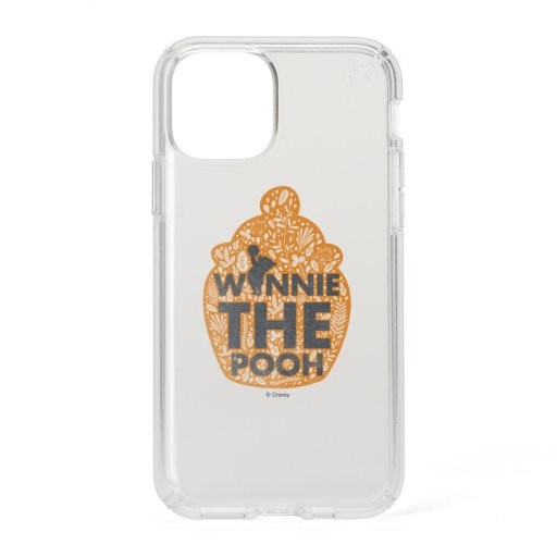 Winnie the Pooh Floral Hunny Pot Speck iPhone 11 Pro Case