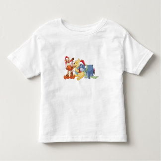 Winnie The Pooh & Friends Holiday Toddler T-shirt