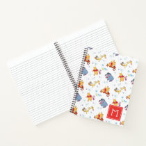 Winnie the Pooh | Hanging with Friends Pattern Notebook