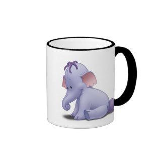 Winnie the Pooh Heffalump Ringer Coffee Mug