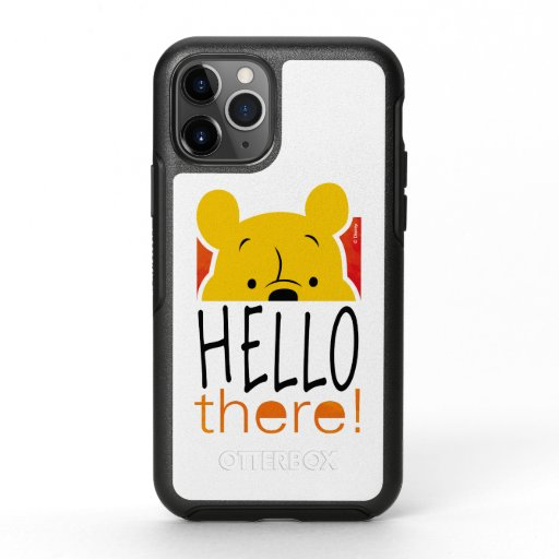 Winnie the Pooh | Hello There! OtterBox Symmetry iPhone 11 Pro Case