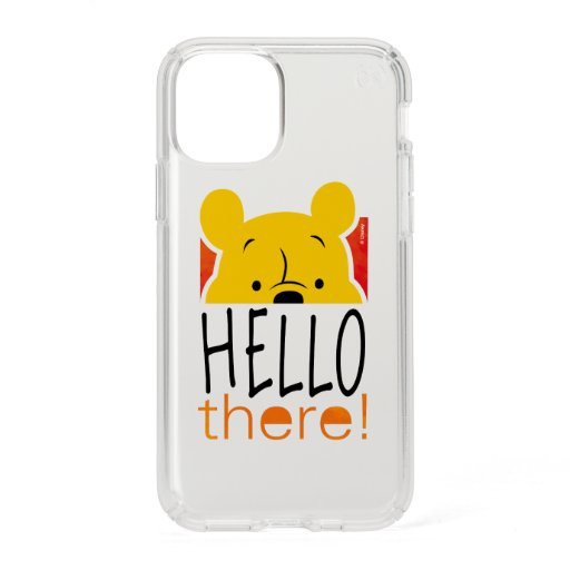 Winnie the Pooh | Hello There! Speck iPhone 11 Pro Case
