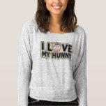Winnie The Pooh | I Love My Hunny T-shirt