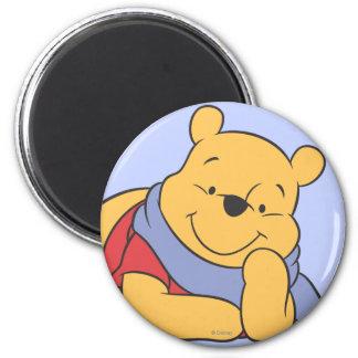 Winnie the Pooh Imán Redondo 5 Cm