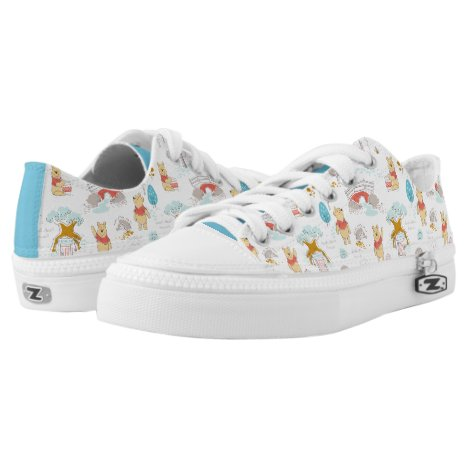 Winnie the Pooh | In the Hundred Acre Wood Low-Top Sneakers