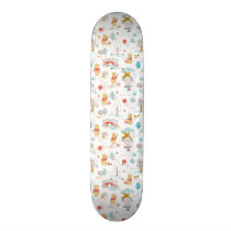Winnie the Pooh | In the Hundred Acre Wood Skateboard