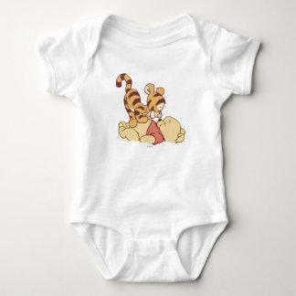 Winnie the Pooh joven Body Para Bebé