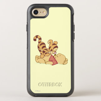 Winnie the Pooh joven Funda OtterBox Symmetry Para iPhone 7