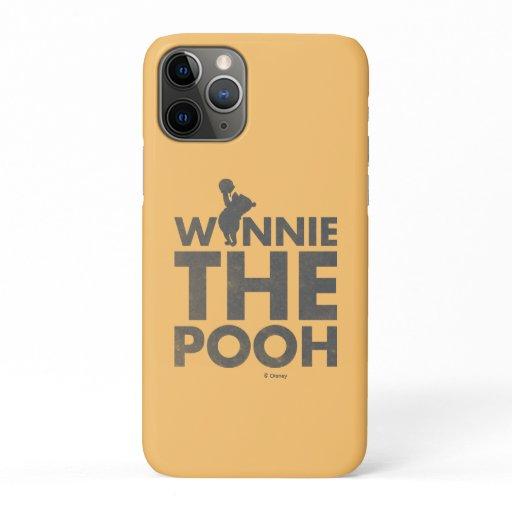 Winnie the Pooh Logo iPhone 11 Pro Case