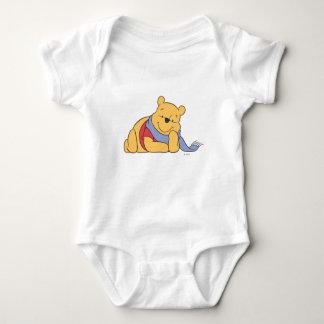 Winnie the Pooh Mameluco De Bebé