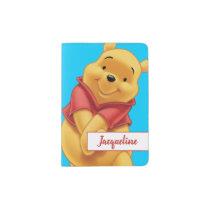 Winnie the Pooh - Name Passport Holder
