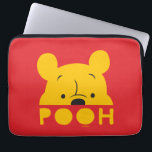 "Winnie the Pooh | Peek-a-Boo Pooh Computer Sleeve<br><div class=""desc"">Disney&#39;s Winnie the Pooh | This cute graphic features Peek-a-Boo Pooh.</div>"