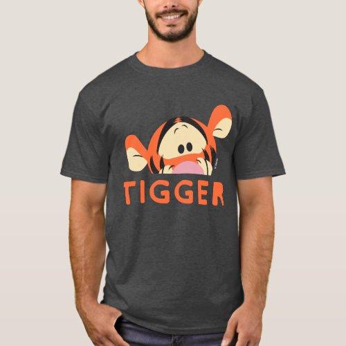 Winnie the Pooh  Peek_a_Boo Tigger T_Shirt
