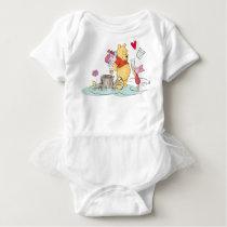 Winnie the Pooh & Piglet | Sweet Like Honey Baby Bodysuit
