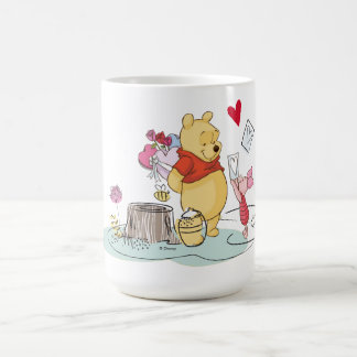 Winnie the Pooh & Piglet | Sweet Like Honey Coffee Mug