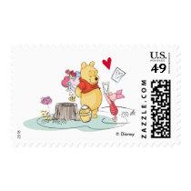 Winnie the Pooh & Piglet | Sweet Like Honey Postage