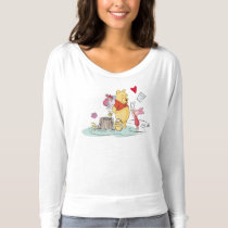 Winnie the Pooh & Piglet | Sweet Like Honey T-shirt