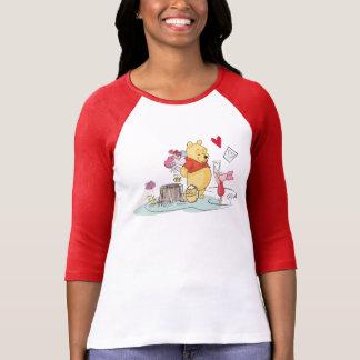 Winnie the Pooh & Piglet   Sweet Like Honey T-Shirt