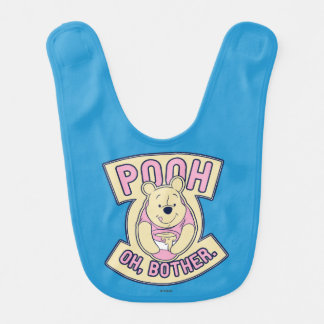 Winnie The Pooh | Pooh Oh Bother Bib