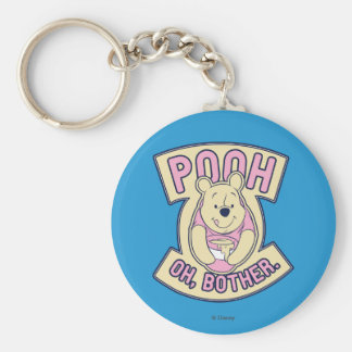 Winnie The Pooh | Pooh Oh Bother Keychain