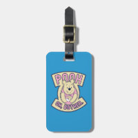 Winnie The Pooh | Pooh Oh Bother Luggage Tag