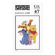 Winnie the Pooh Pooh Piglet Tigger Eeyore Postage
