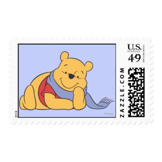 Winnie the Pooh Postage Stamp