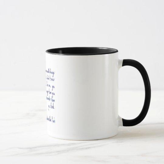 f484db5a417 Winnie the Pooh Quote Coffee Mug | Zazzle.com