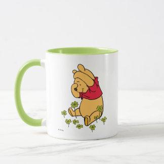 Winnie the Pooh - Shamrock | St. Patrick's Day Mug