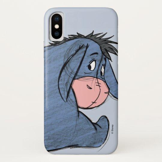 Winnie The Pooh Eeyore 3 iphone case