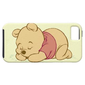 Winnie the Pooh Sleeping iPhone SE/5/5s Case