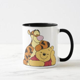 Winnie The Pooh Tigger and Pooh Best Friends Mug