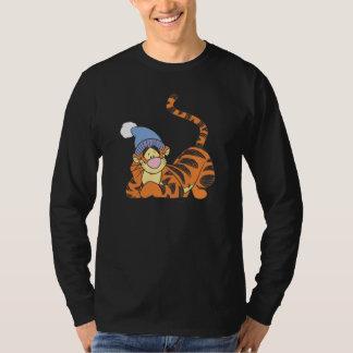 Winnie the Pooh Tigger con el gorra Camisas
