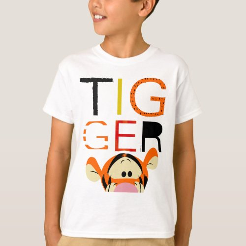 Winnie the Pooh _ Tigger Editorial T_Shirt
