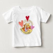 Winnie the Pooh & Tigger | Sweet 'N, Huggable Baby T-Shirt