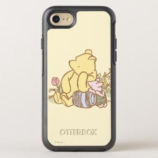 Winnie the Pooh y cochinillo clásicos 1 Funda OtterBox Symmetry Para iPhone 7