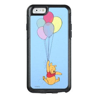 Winnie the Pooh y globos 2 Funda Otterbox Para iPhone 6/6s