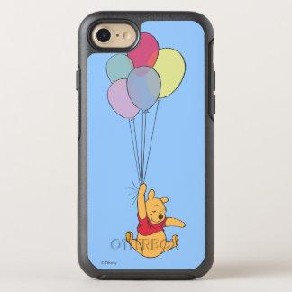 Winnie the Pooh y globos 2 Funda OtterBox Symmetry Para iPhone 7