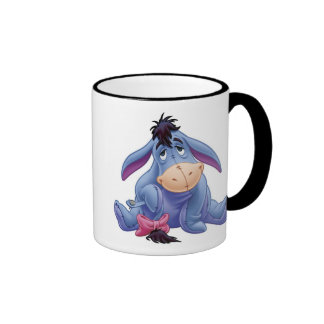Winnie The Pooh's Eeyore Holding Tail Mug