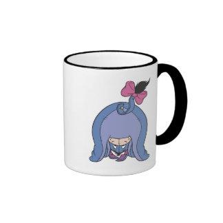 Winnie the Pooh's Eeyore Ringer Coffee Mug