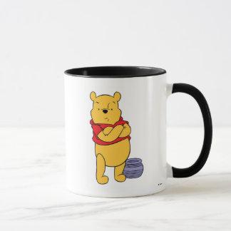 Winnie The Pooh's Pooh With Empty Honeypot Mug