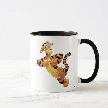Disney Themed Winnie The Pooh's Tigger Dancing Mug