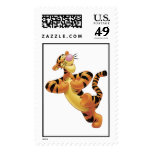 Winnie The Pooh's Tigger Dancing Stamp