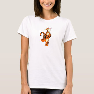 Winnie The Pooh's Tigger Walking Merrily T-Shirt