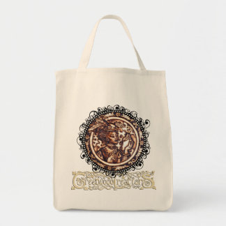 Winnifred - Grocery Tote with Logo