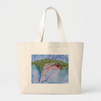 Winning Art By A. Fletcher Grade 11 Large Tote Bag